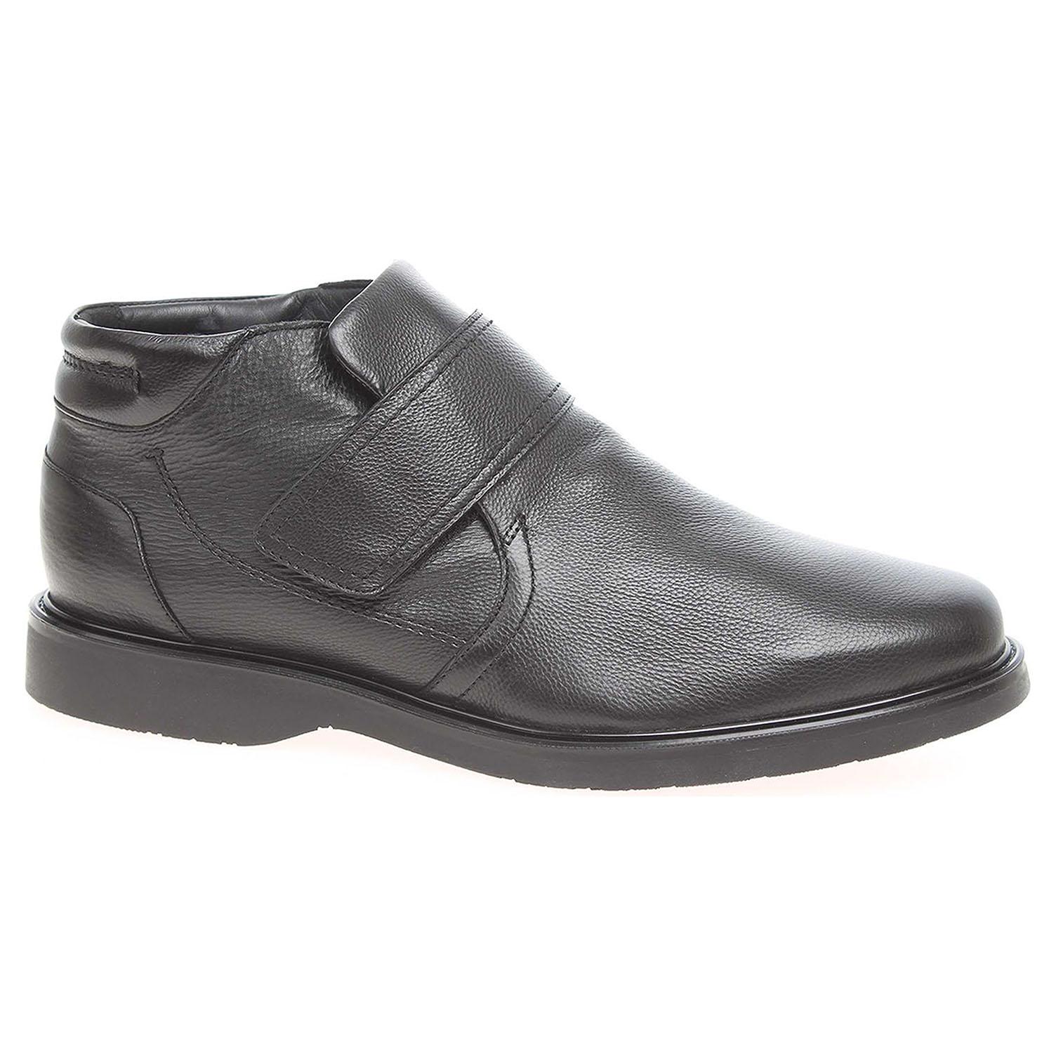 0894c82dd76a Ecco Pánská kotníková obuv Salamander 31-68304-01 černé 24300514