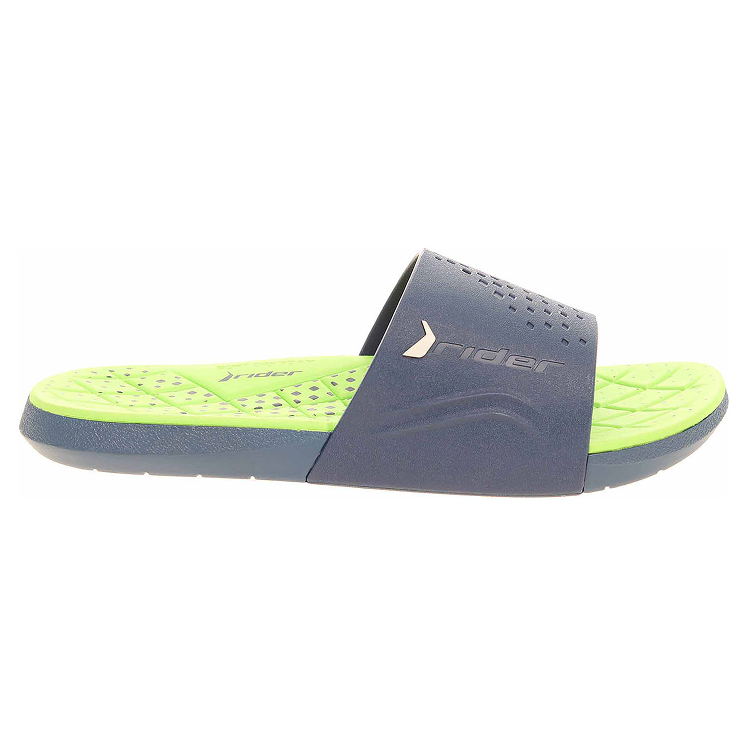 Ecco Rider pánské plážové pantofle 82209 23563 blue-green 24500174 406df0b2dae