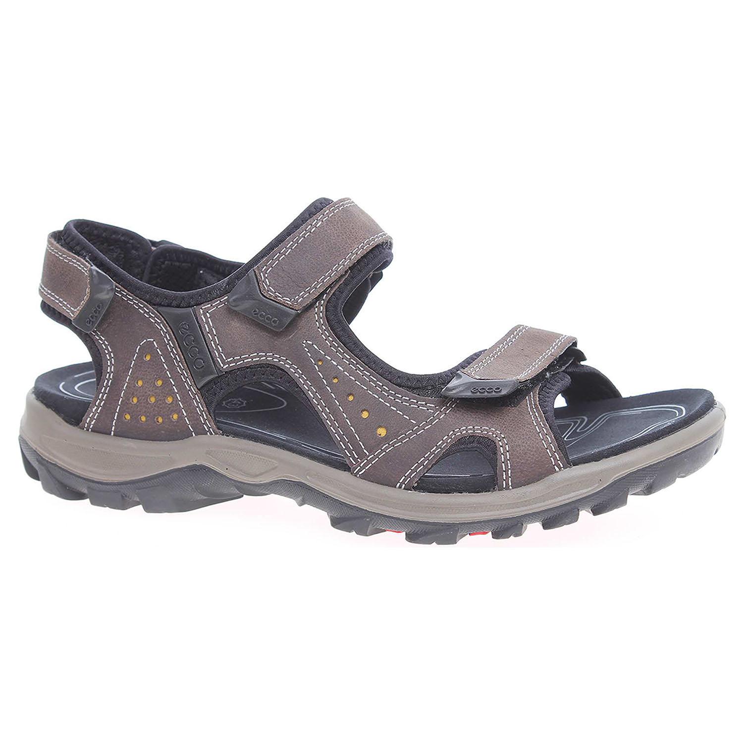 5fe619571229 Ecco Pánské sandály Ecco Offroad Lite 82002455886 šedé 24700239