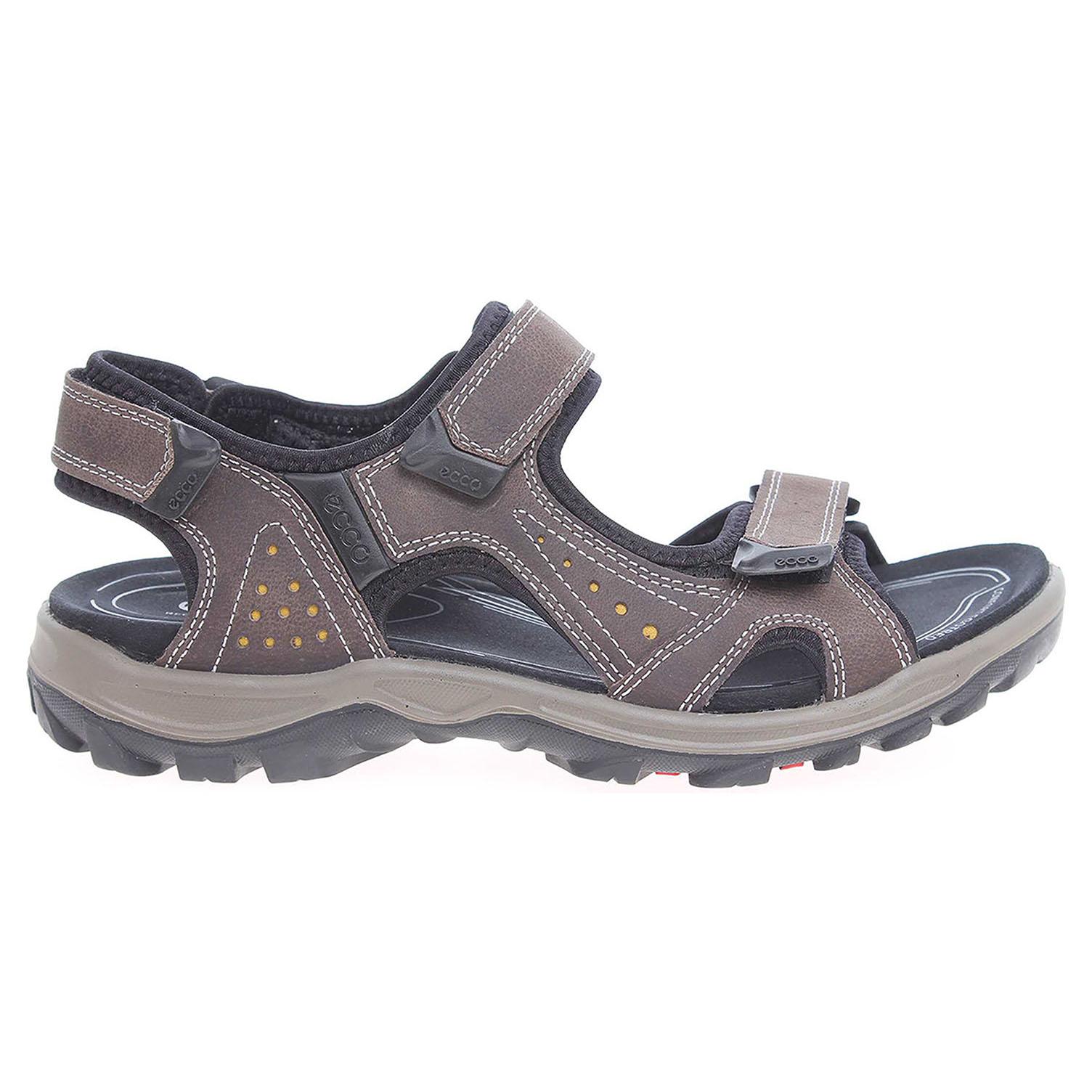 Ecco Ecco Offroad Lite pánské sandály 82002455886 šedé 24700239 2560258fe2
