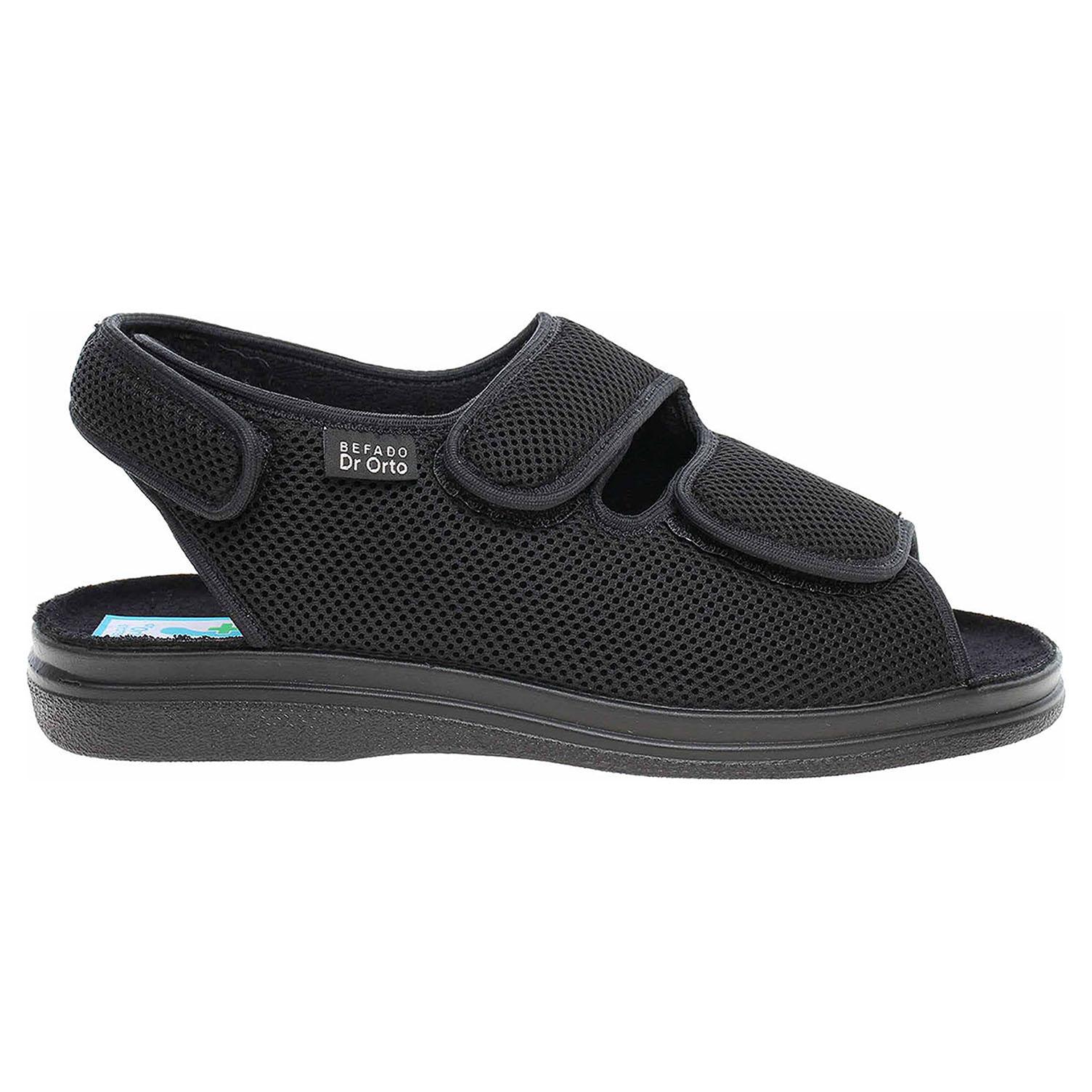 Ecco Befado domácí obuv 733M007 černá 24800118 935bcc912c
