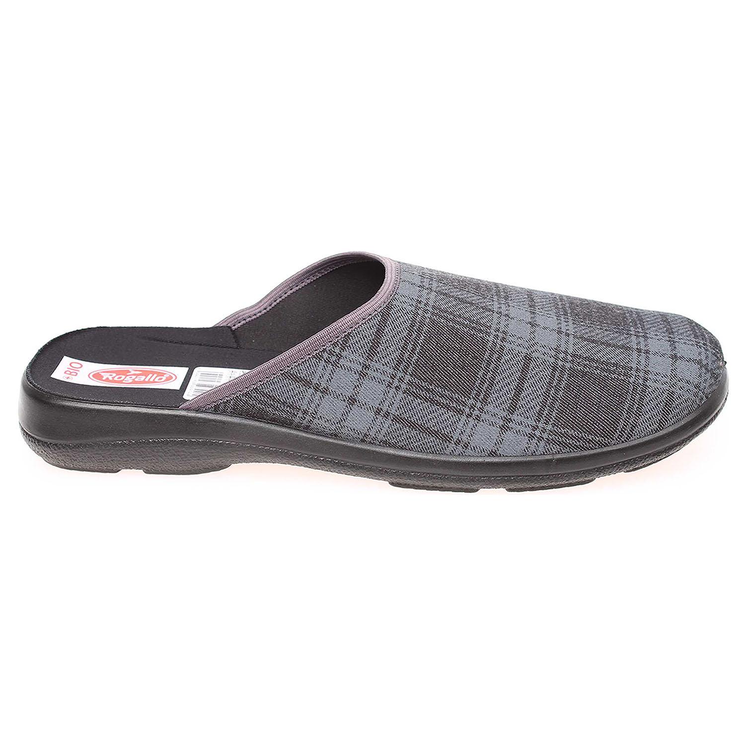 Rogallo pánské domácí pantofle 18926 modré 43