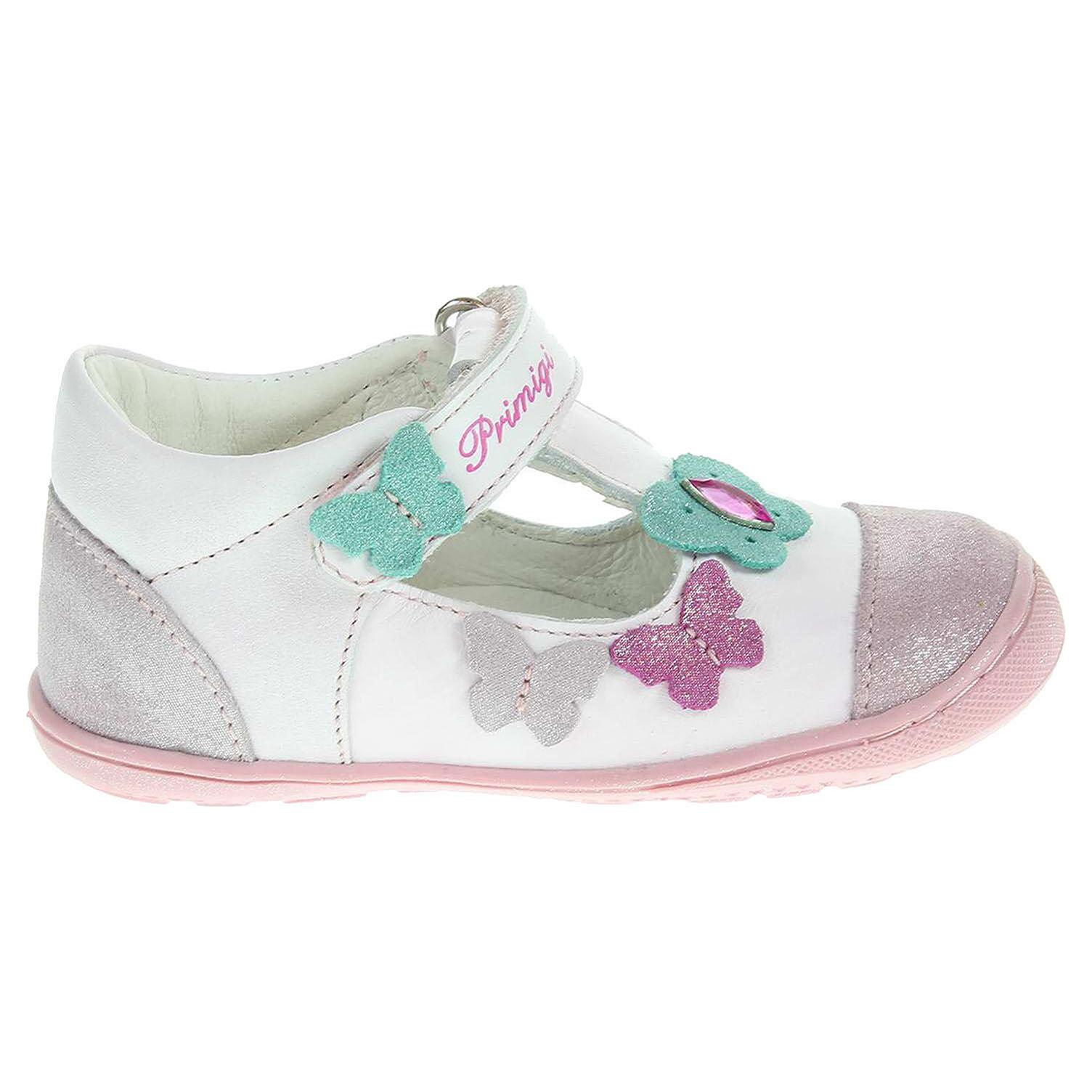 Primigi Greta 5059077 dívčí sandály růžové 20