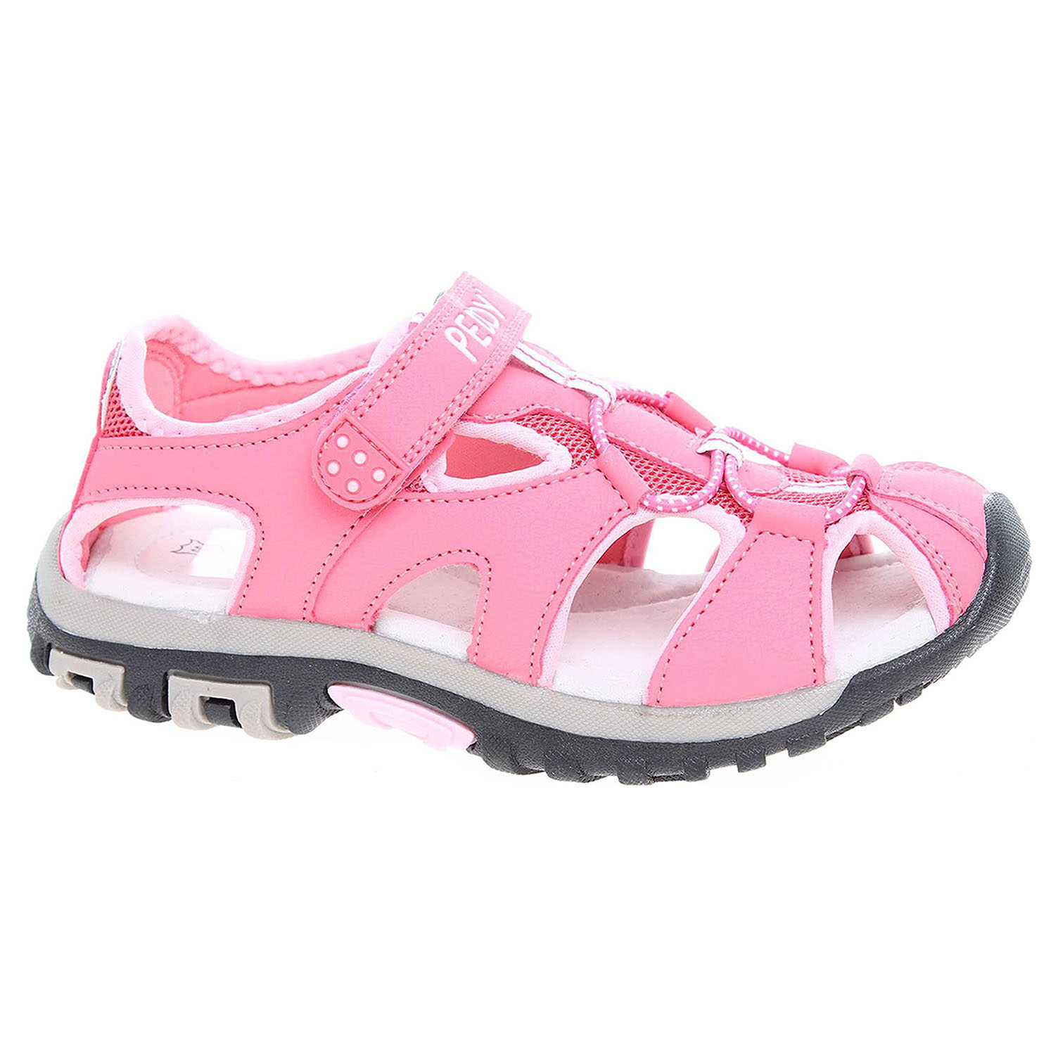 23633b65d2de Ecco Dívčí sandály Peddy PY-512-35-11 růžové 26100110