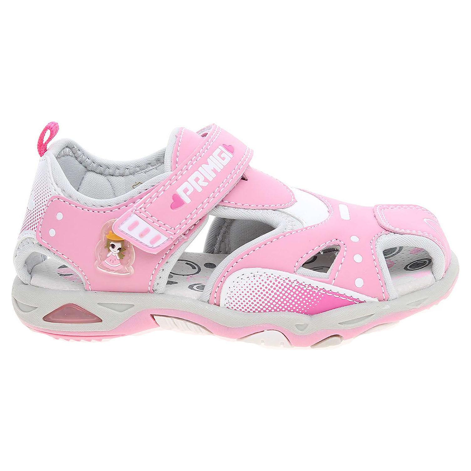 Ecco Dívčí sandály Primigi 7286100 růžové 26100113 0045e64e42f