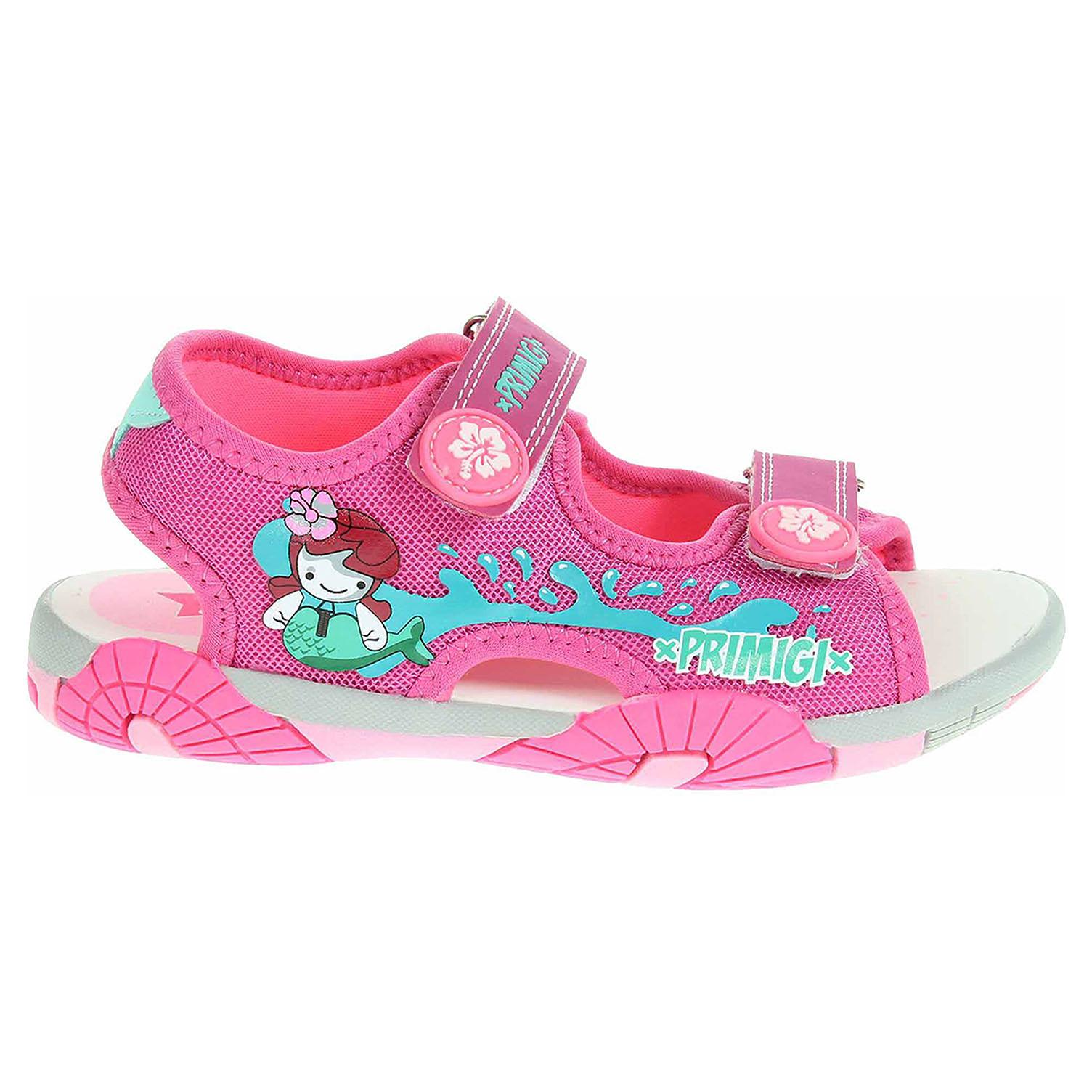 Ecco Primigi dívčí sandály 1455900 fuxia 26100129 1b940ea307a