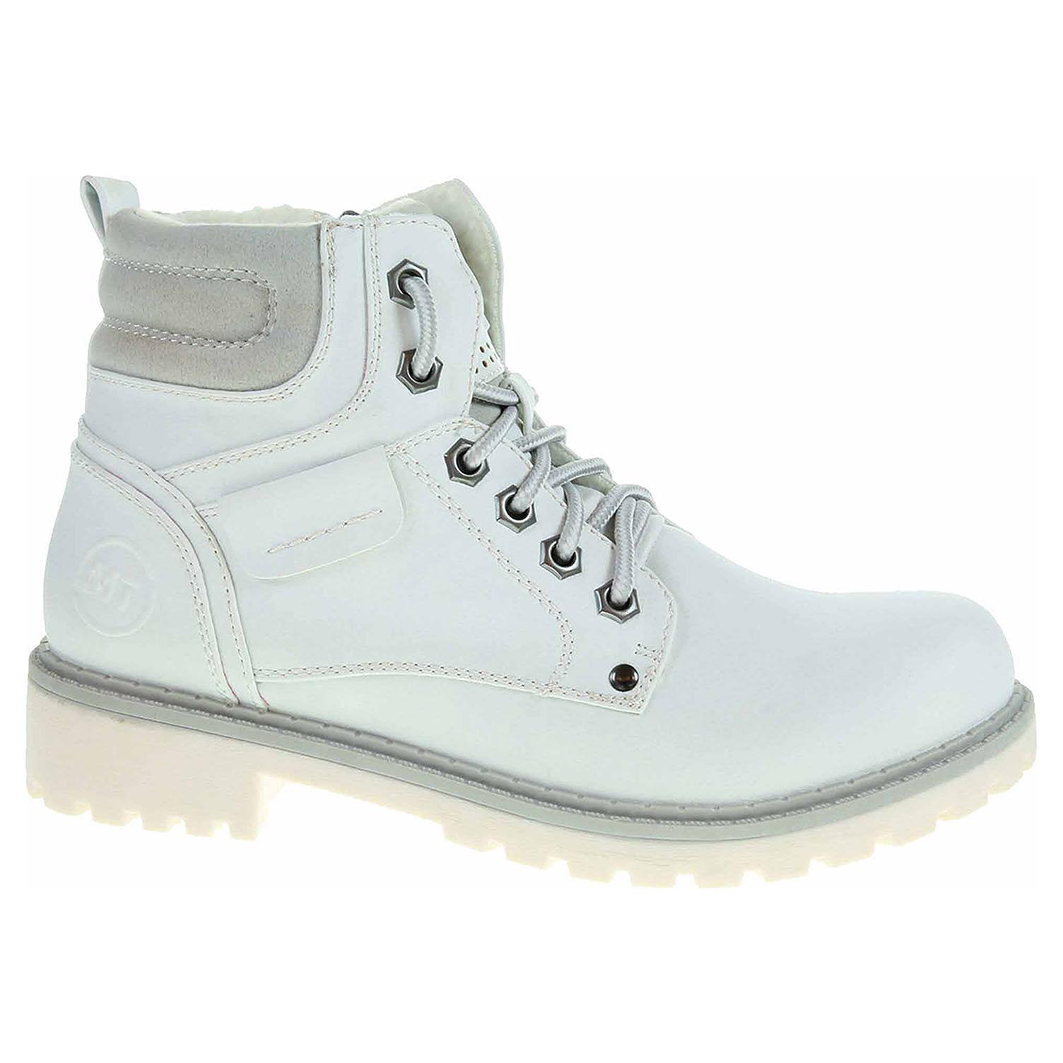 99bed37fcbde5 Ecco Dámská kotníková obuv Marco Tozzi 2-26272-39 bílé 26200129