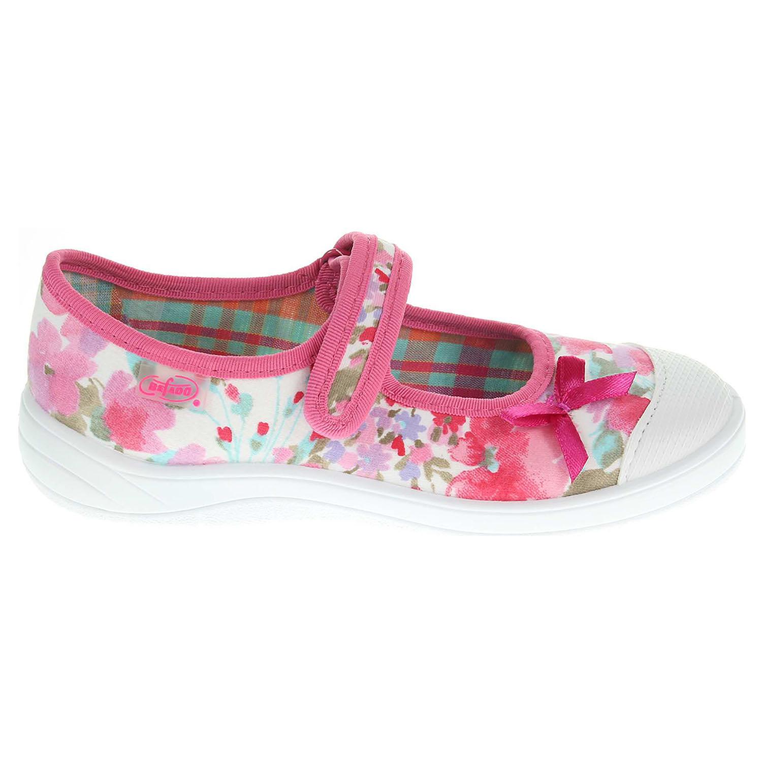 Befado dívčí baleriny 208X032 růžové 27