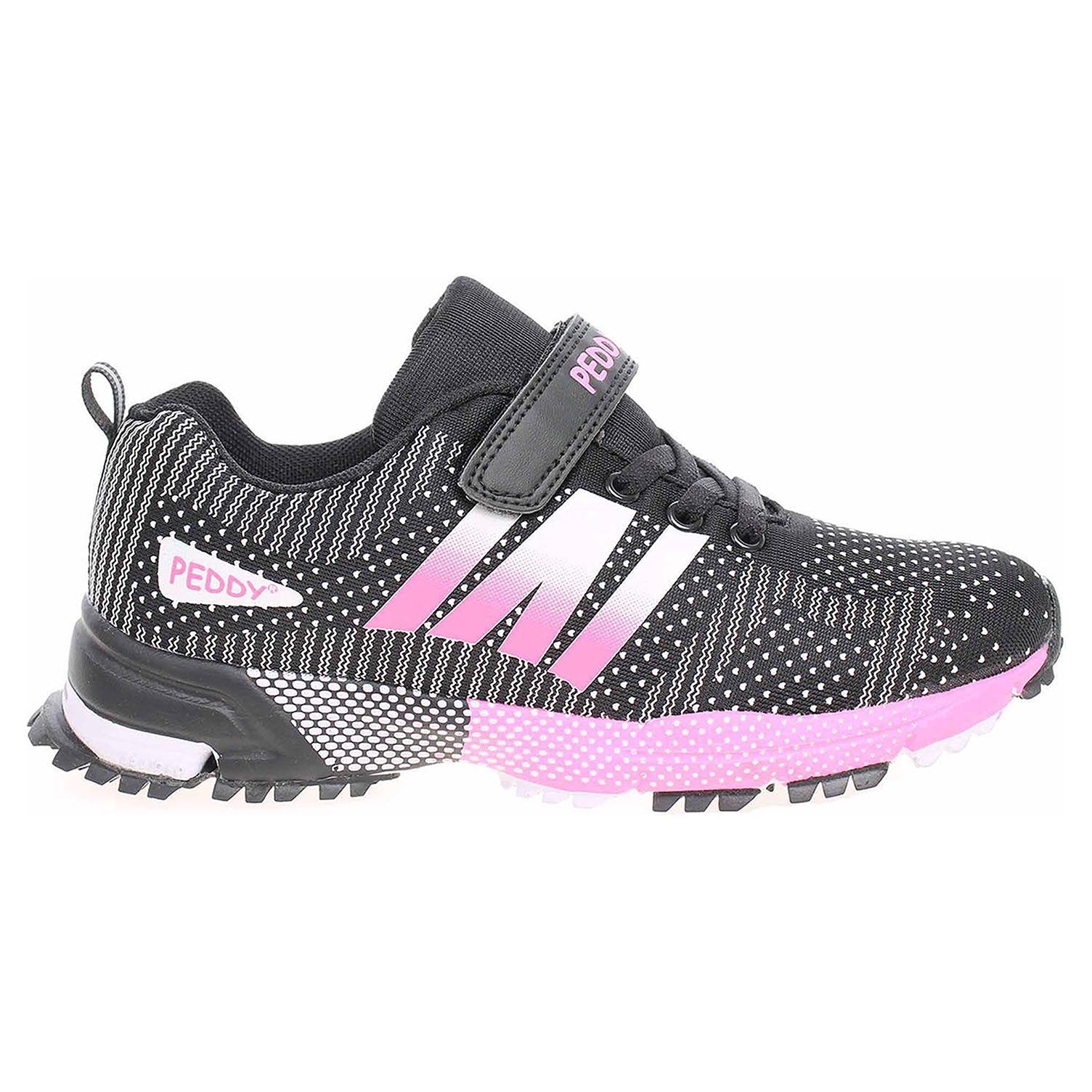 Ecco Peddy dívčí obuv P0-507-25-01 pink 26500054 98e37396a6