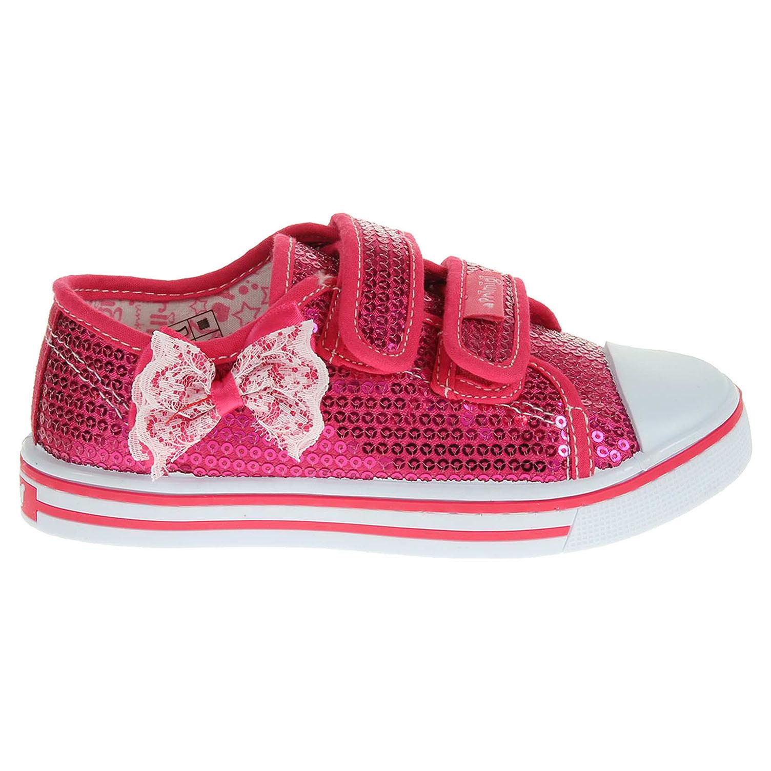 Primigi Funky 5249300 dívčí obuv růžová 23