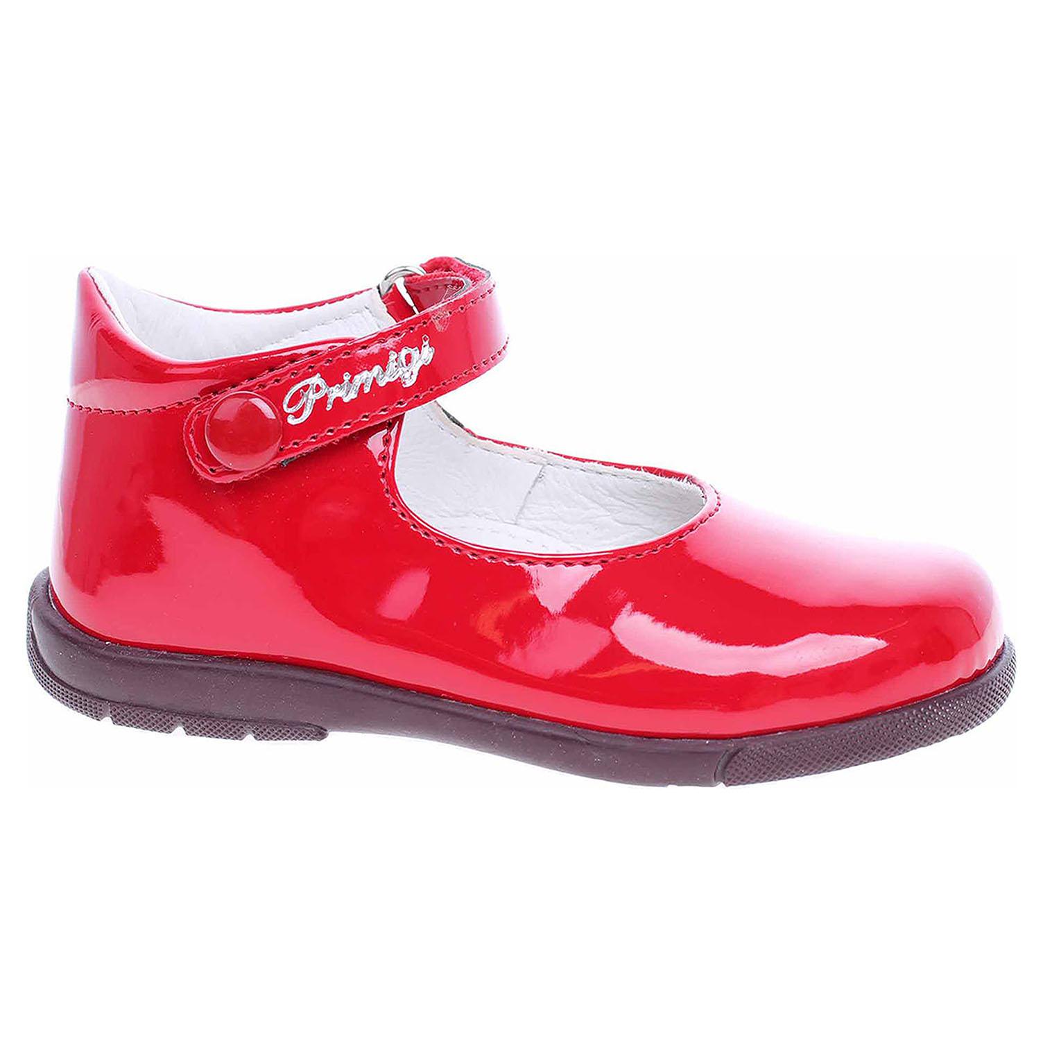 Ecco Dívčí lodičky Primigi 4401911 rosso 27000044