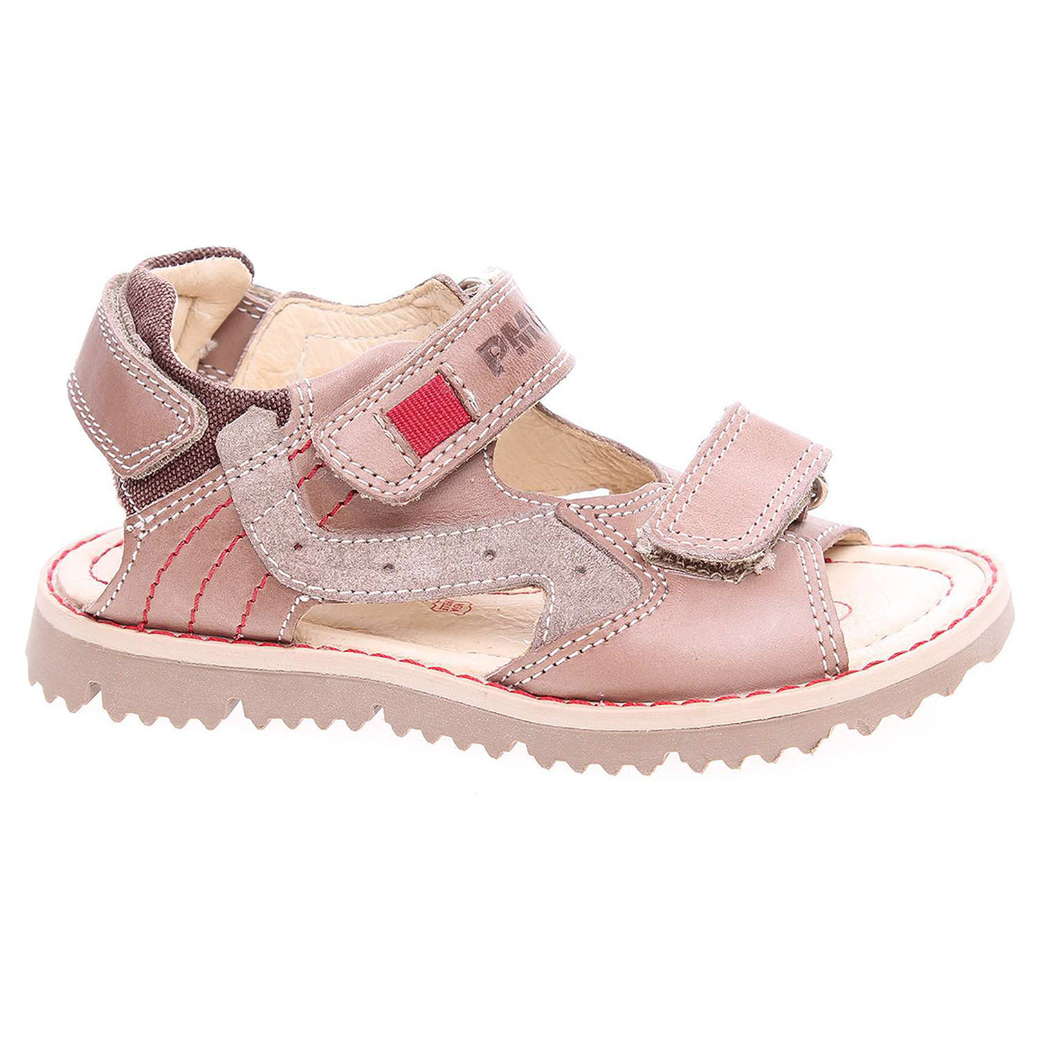 e973e2dfa60c Ecco Chlapecké sandály Primigi 7129300 hnědé 29300078