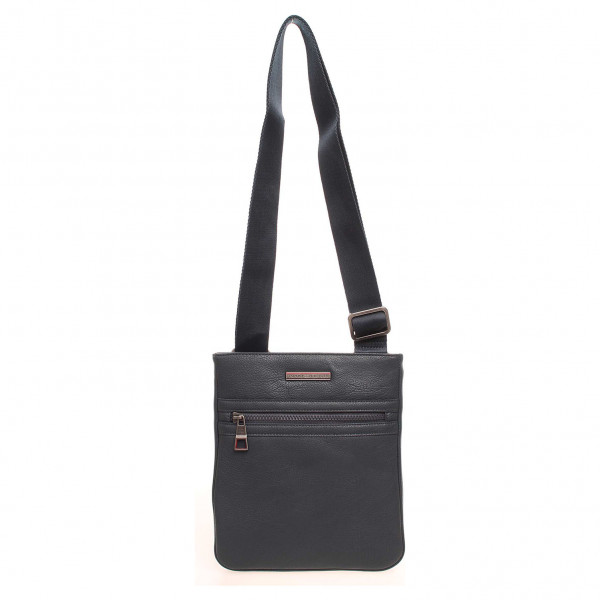 detail Tommy Hilfiger pánská taška AM0AM00806 modrá 4a448fc463f