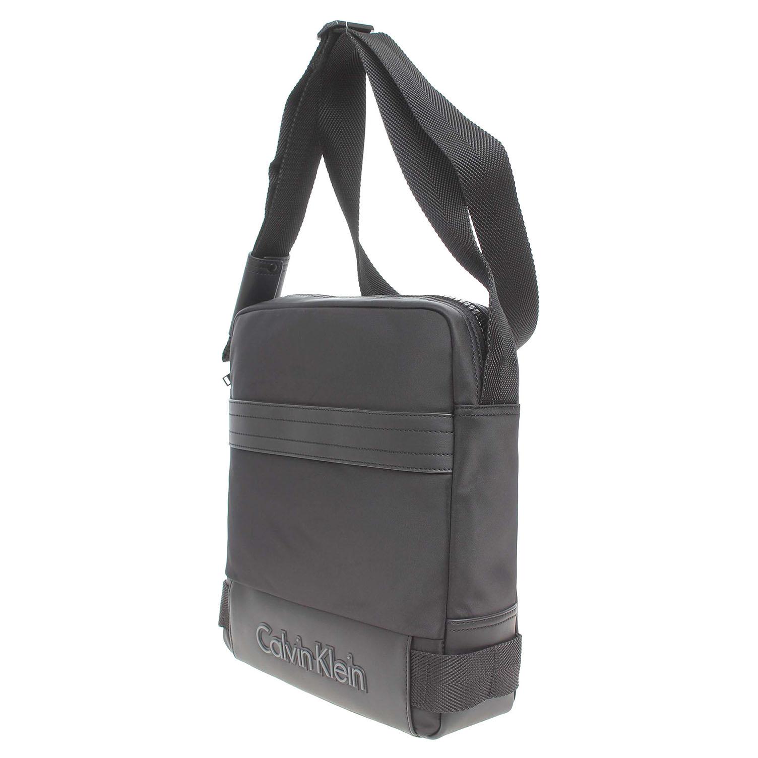 7688862dec detail Calvin Klein pánská taška K50K502053 černá