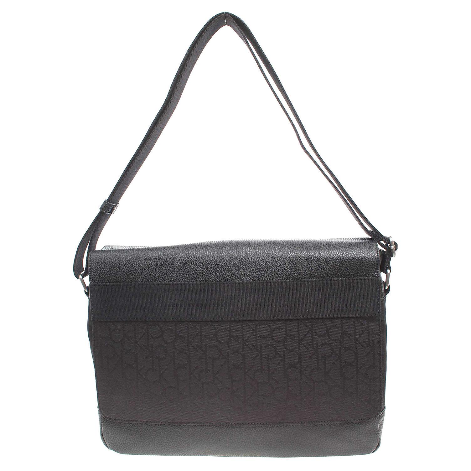 cbb9211b8b detail Calvin Klein pánská taška K50K502102 černá