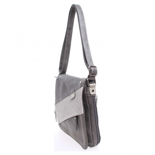 detail Rieker dámská kabelka H1102-45 šedá adfe878de11
