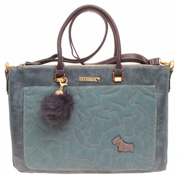 detail Dogsbybeluchi dámská kabelka 25414-1 azul b5460e0517