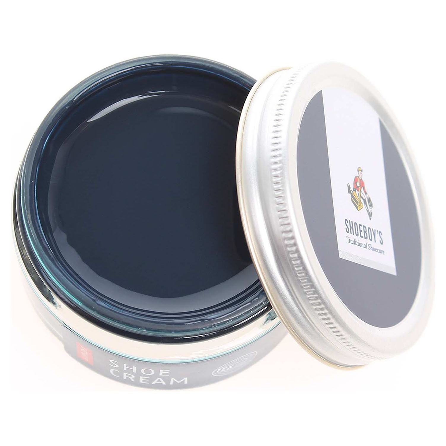 Shoeboy´s Shoe Cream dark blue