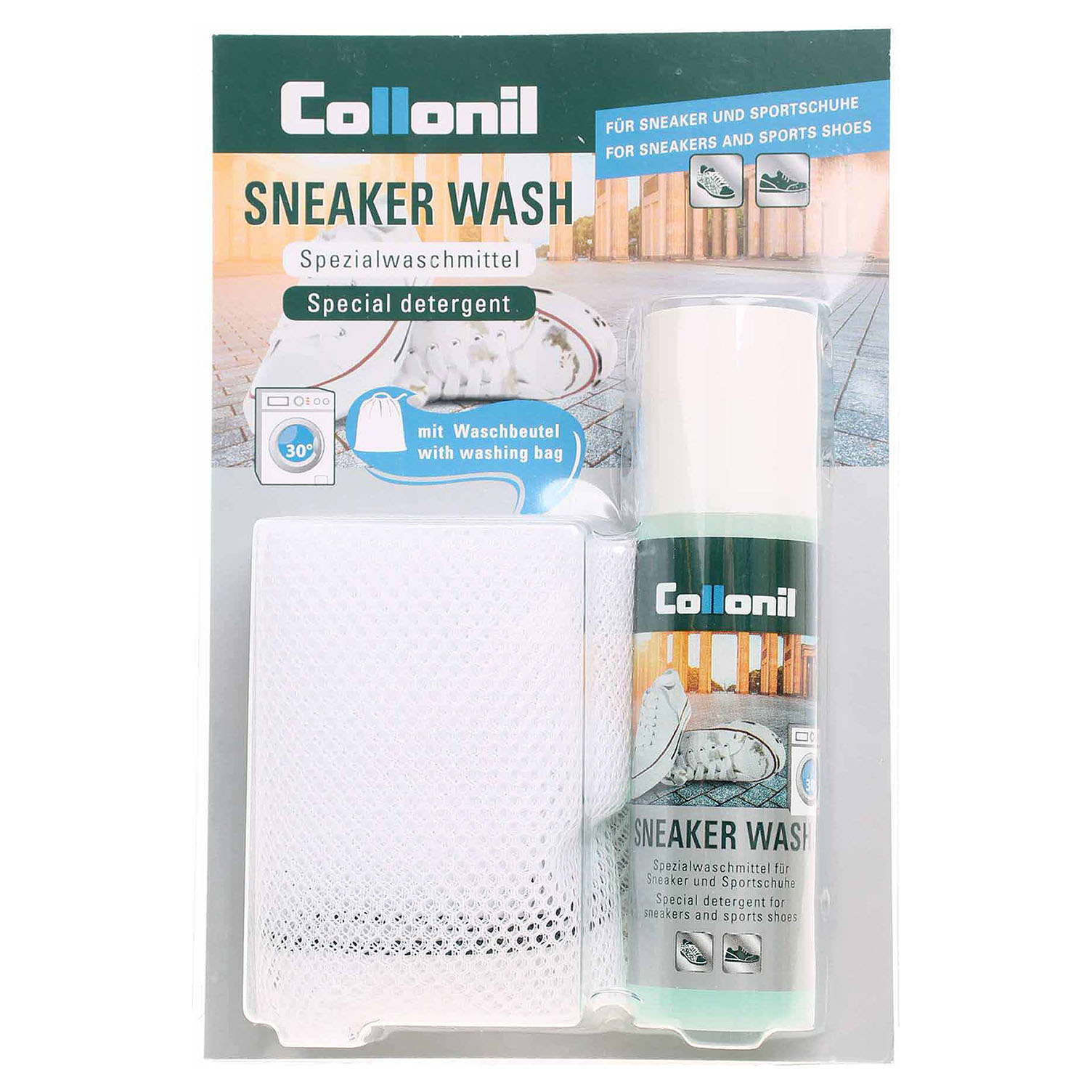 detail Collonil Sneaker Wash Set
