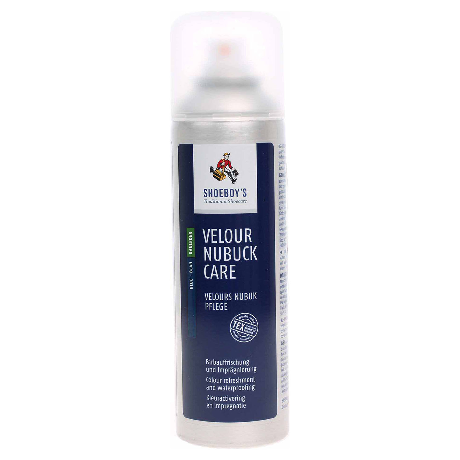 Shoeboy´s Velour Nubuck Spray 200 ml