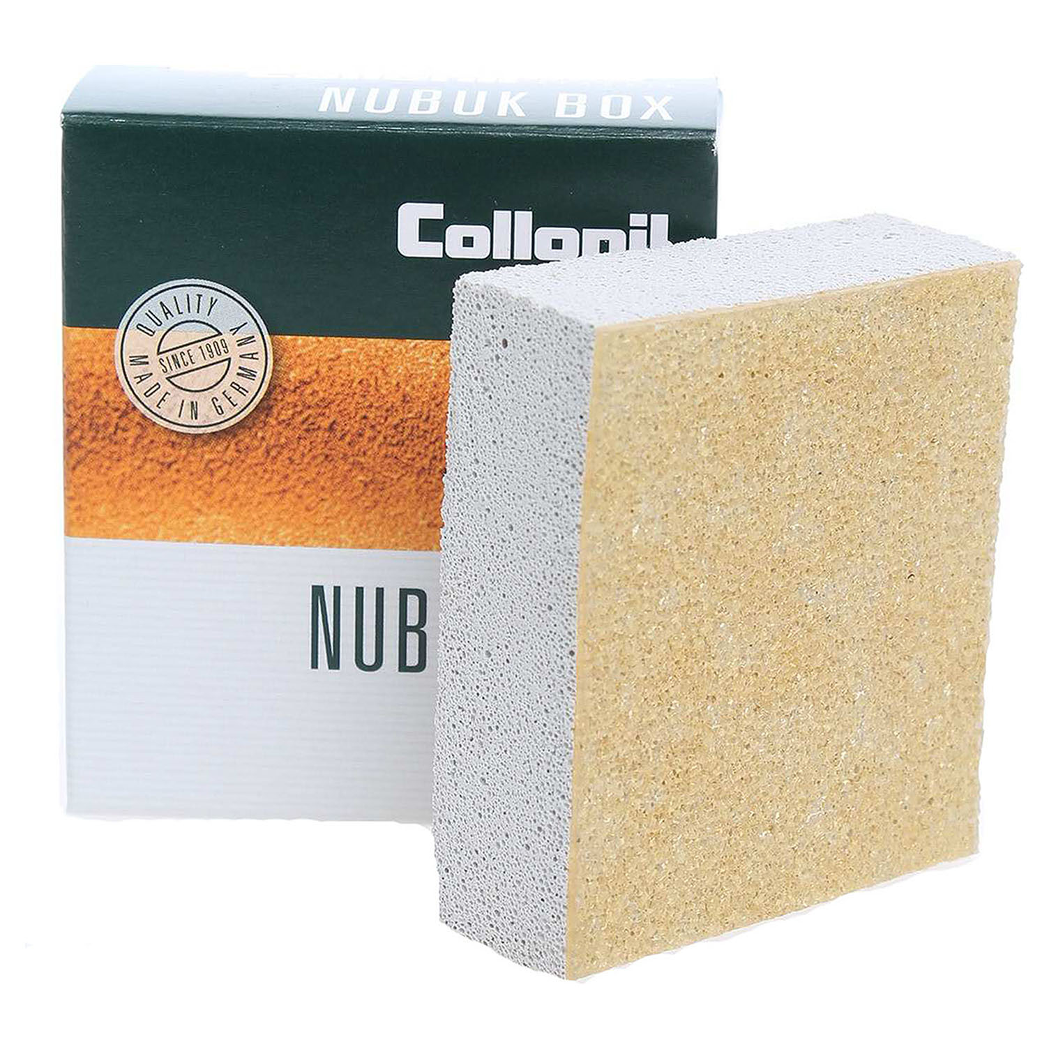 detail Collonil Nubuk Box