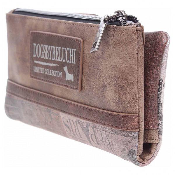 detail Dogsbybeluchi dámská peněženka 25469-6 marron 12bcb47933