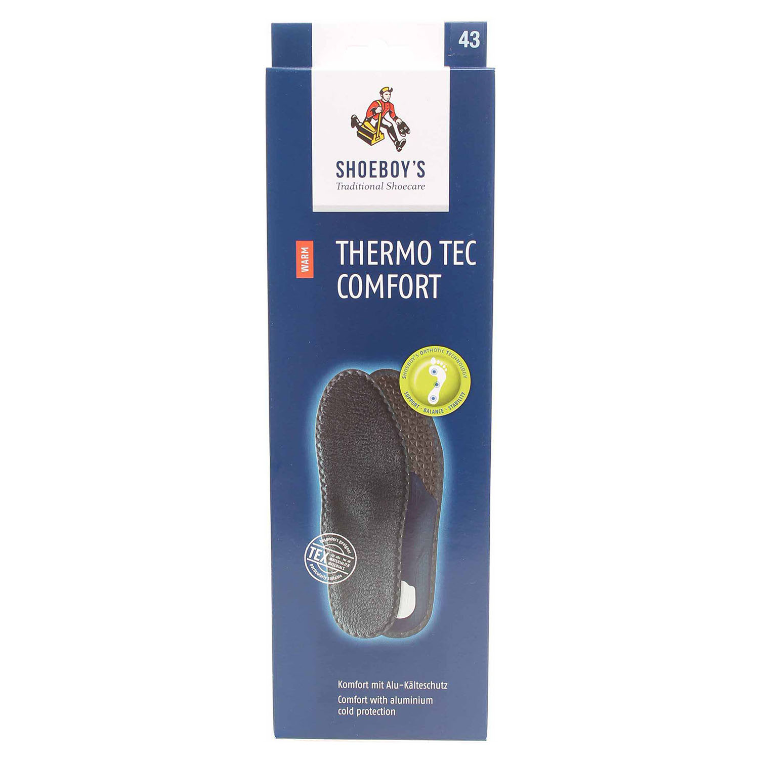 Stélky Shoeboy´s Thermo Tec Comfort