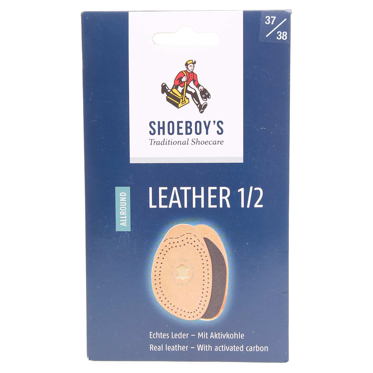 Shoeboy´s Leather polovložky