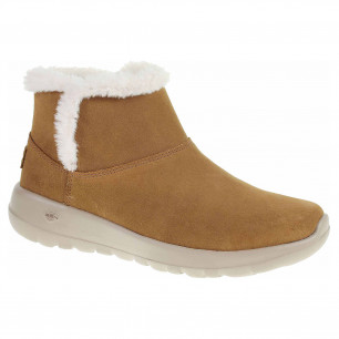 Skechers On-The-Go Joy - Bundle Up chestnut