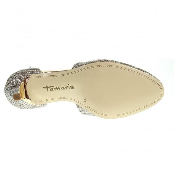 detail Tamaris dámské společenské 1-24438-39 zlaté 32439235f2