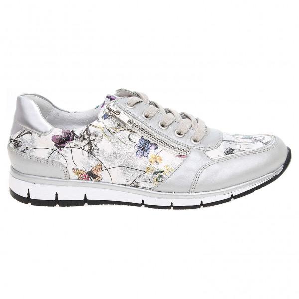 detail Remonte dámská obuv R4009-90 multi-stříbrná 596c6475797