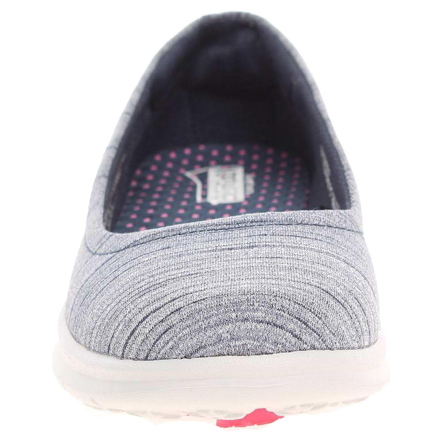 detail Skechers Go Step Trace navy-gray