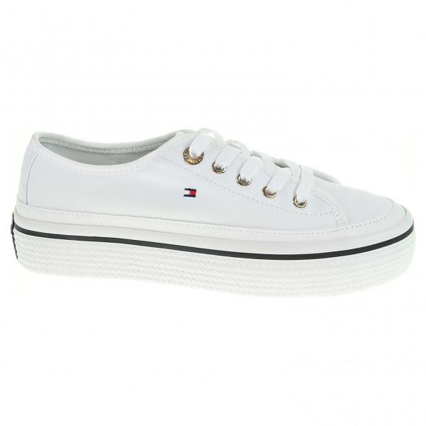 33df2de156 detail Dámská obuv Tommy Hilfiger FW0FW02456 white