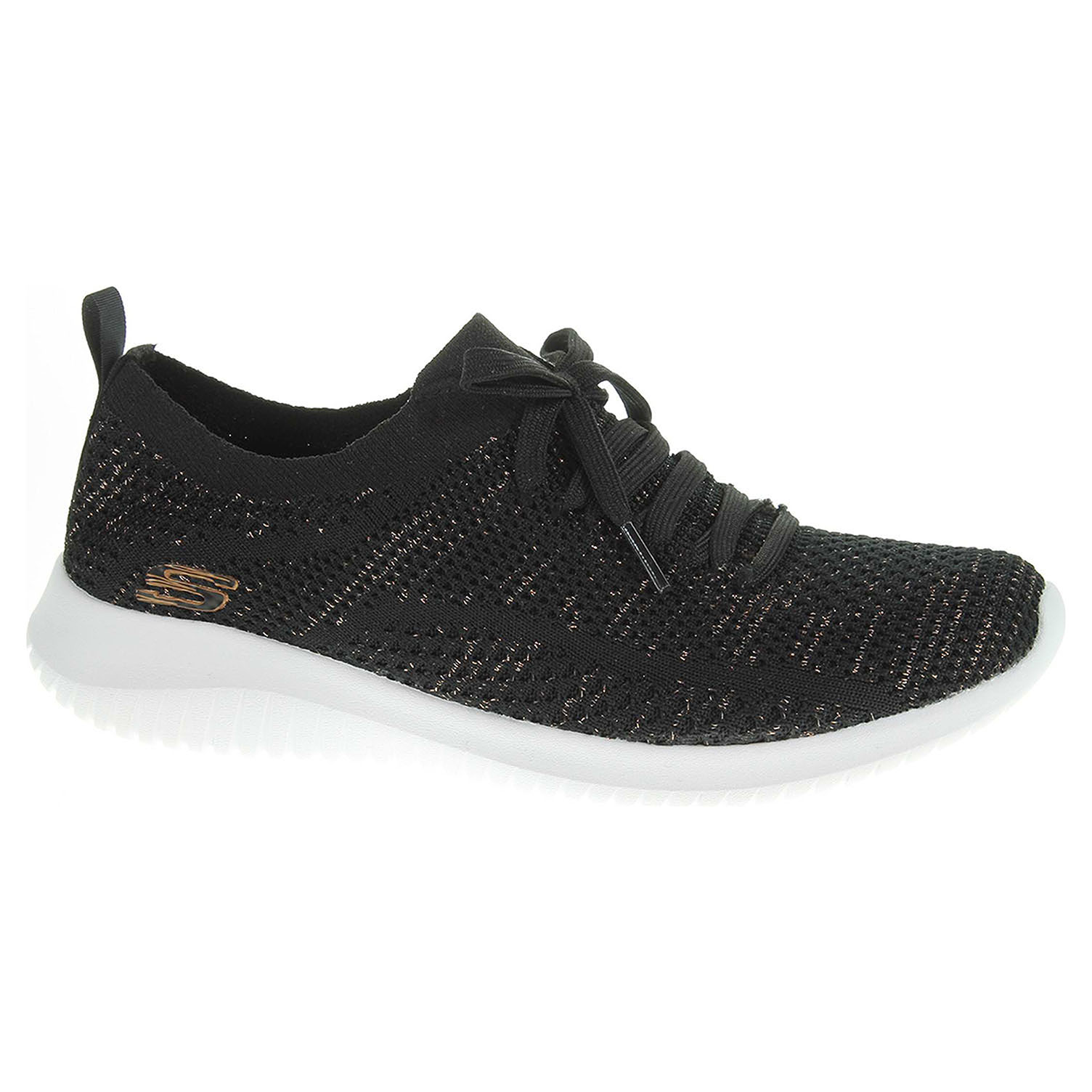 Skechers Ultra Flex - Salutations black-gold