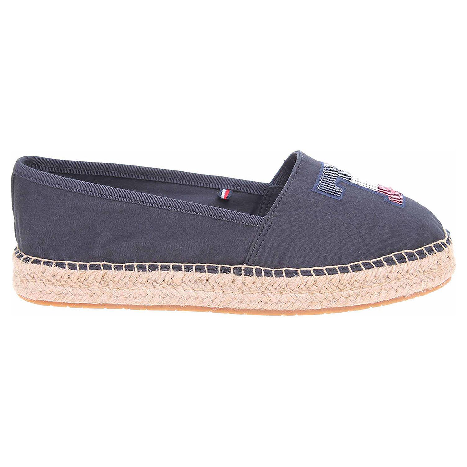 22c1483826 detail Dámská obuv Tommy Hilfiger FW0FW02412 403 midnight