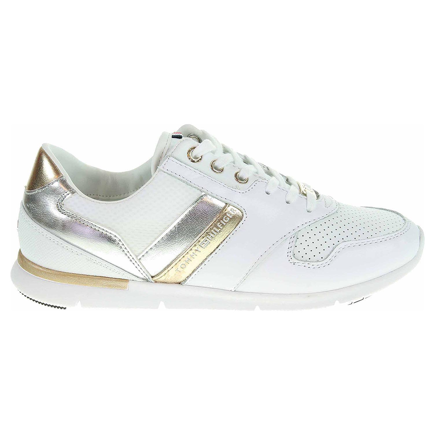 dbb53a5c2 Dámská obuv Tommy Hilfiger FW0FW02805 100 white | Rejnok obuv