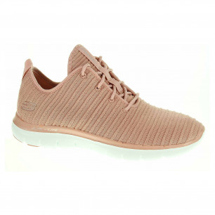 Skechers Flex Appeal 2.0 - Estates rose