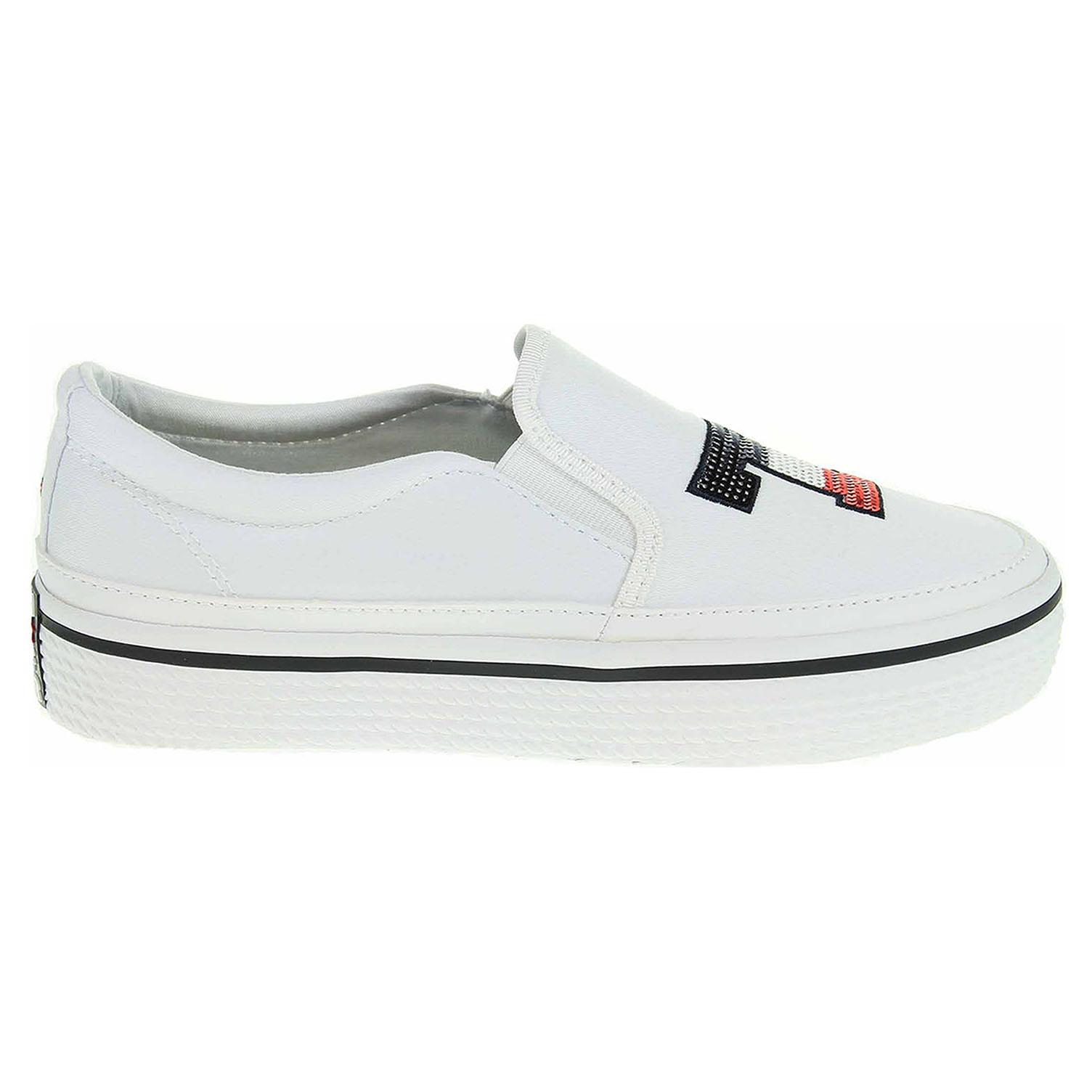 57ae480b4f detail Dámská obuv Tommy Hilfiger FW0FW02796 100 white
