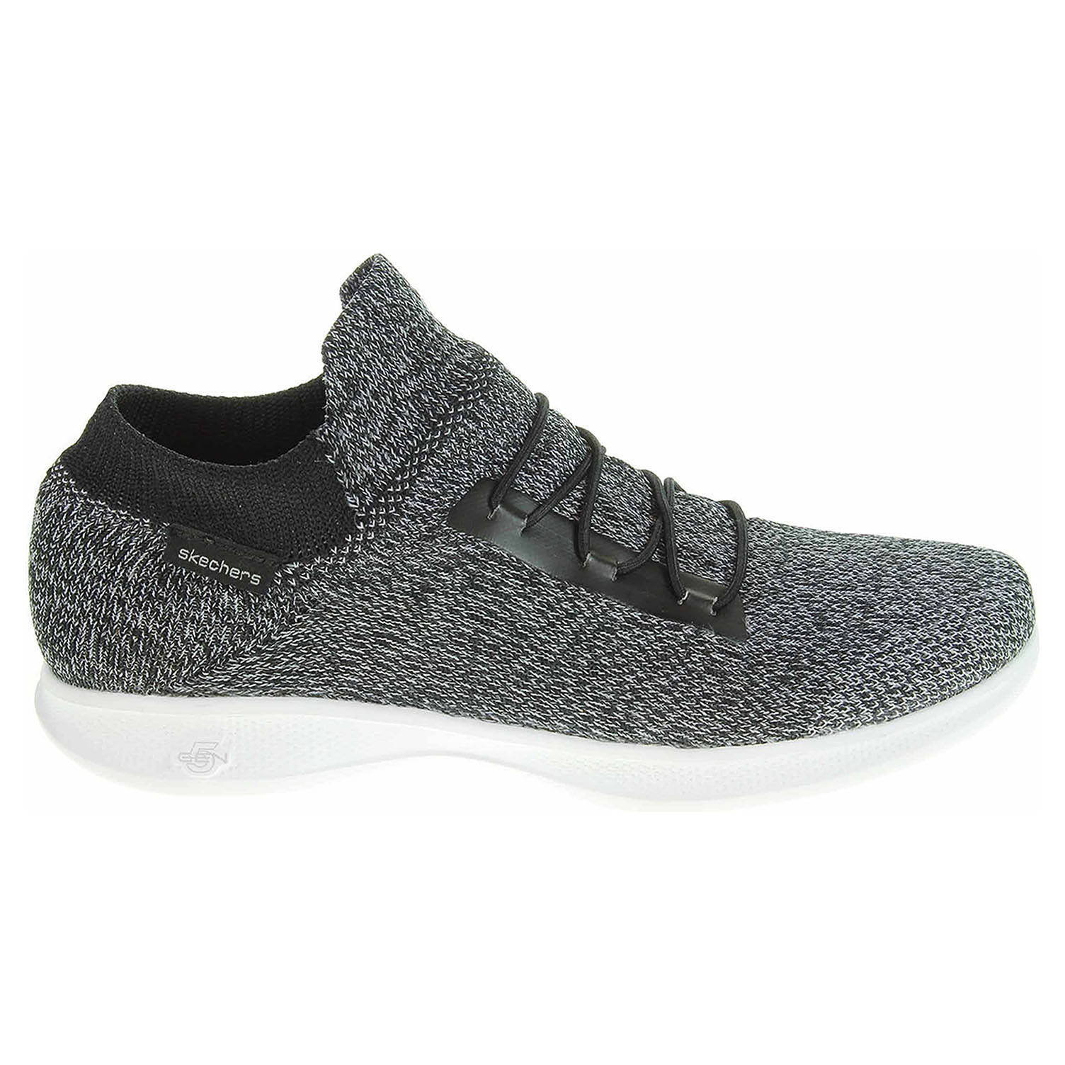 detail Skechers Go Step Lite - Ingenious black-white