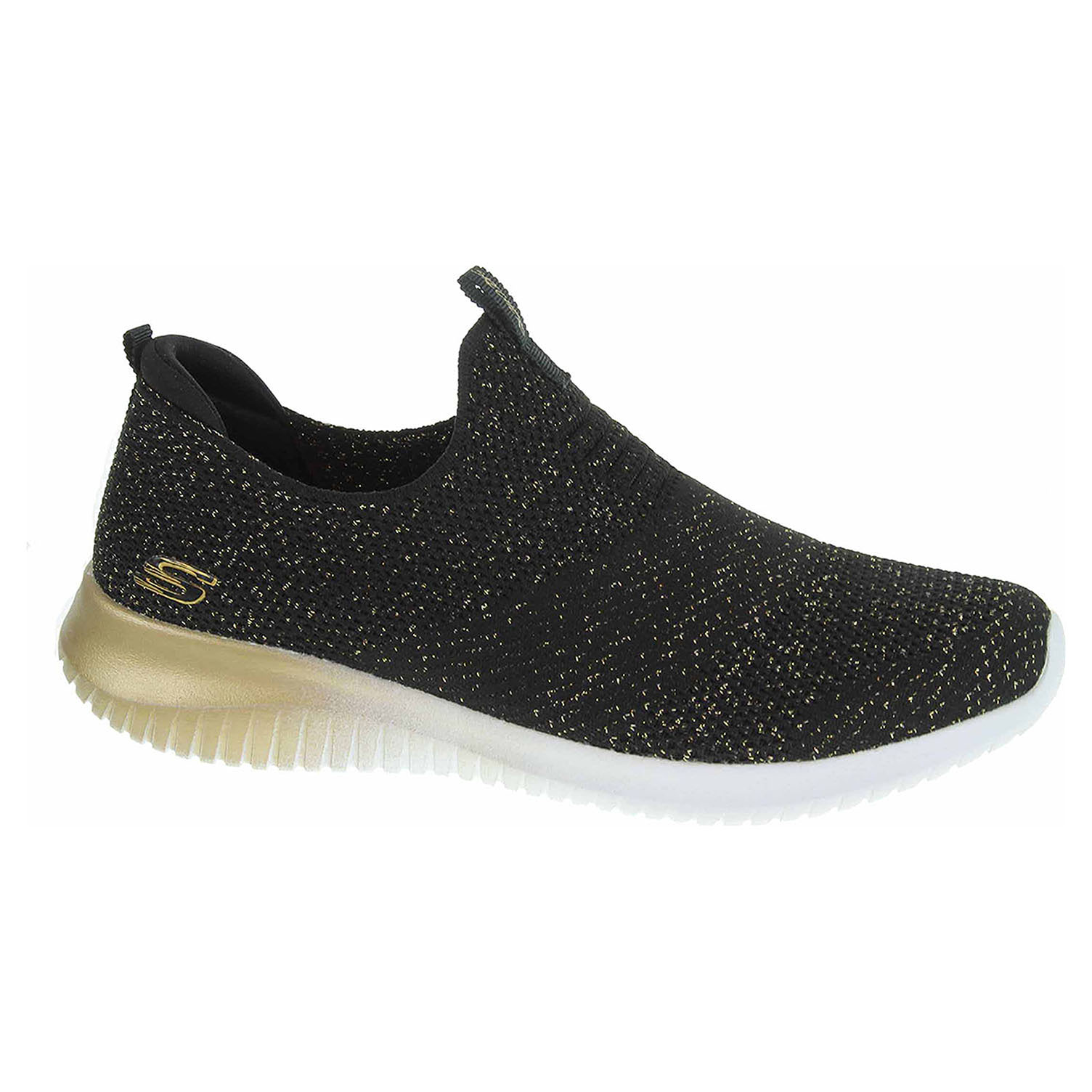 Skechers Ultra Flex - Metamorphic black-gold