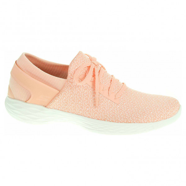 detail Skechers You - Inspire peach