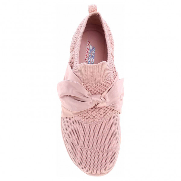 detail Skechers Bobs Squad 2 - Bow Beauty pink