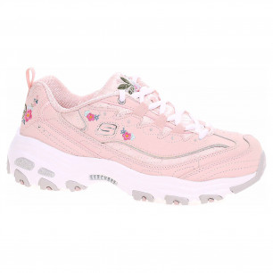 Skechers D´Lites - Bright Blossoms light pink
