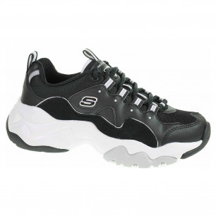 Skechers D´Lites 3.0 - Zenway black-white