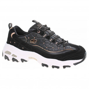 Skechers D´Lites - Glamour Feels black-rose gold