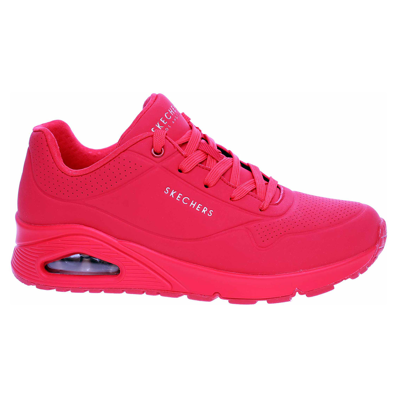 Skechers Uno - Stand on Air red