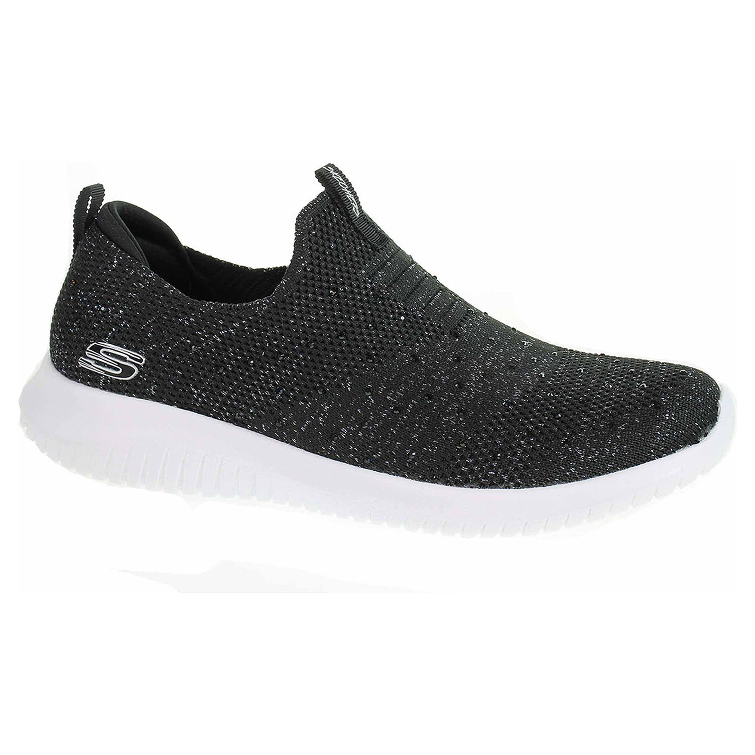 Skechers Ultra Flex - Thrive Up black-silver