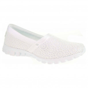 Skechers Ez Flex 2 - Make Believe white
