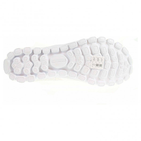 detail Skechers Ez Flex 2 - Make Believe white