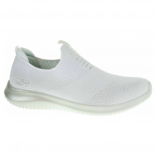 Skechers Ultra Flex - Metamorphic white-silver